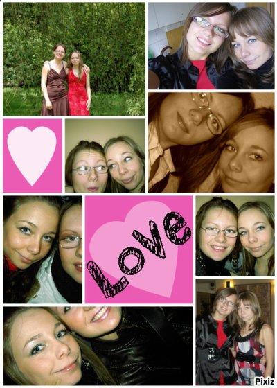 ma cousine et moi (L)