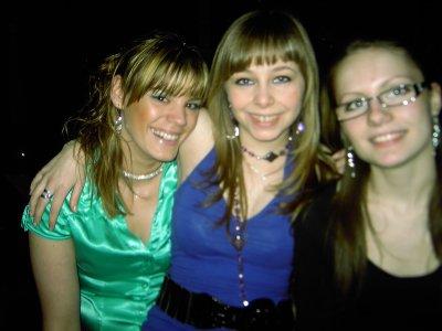 Les 3 drôles de dames :p