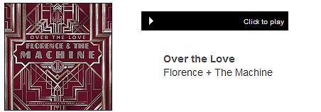 Florence + The Machine sur la BO de Gatsby le Magnifique