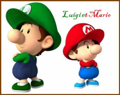 B b luigi et b b mario blog de bebe mario et ses amis - Bebe mario et bebe luigi ...