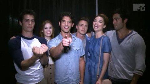 Informations sur les acteurs de Teen Wolf saison 3 !