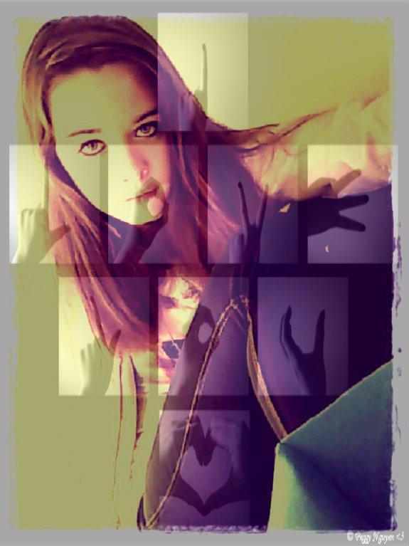 L'amour est plus fort que la haine...! ♥