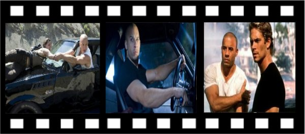 Film : Fast and Furious