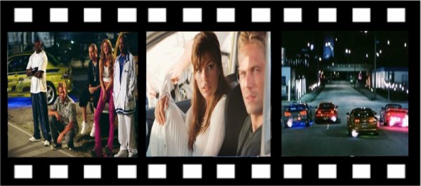 Film : Fast and Furious 2
