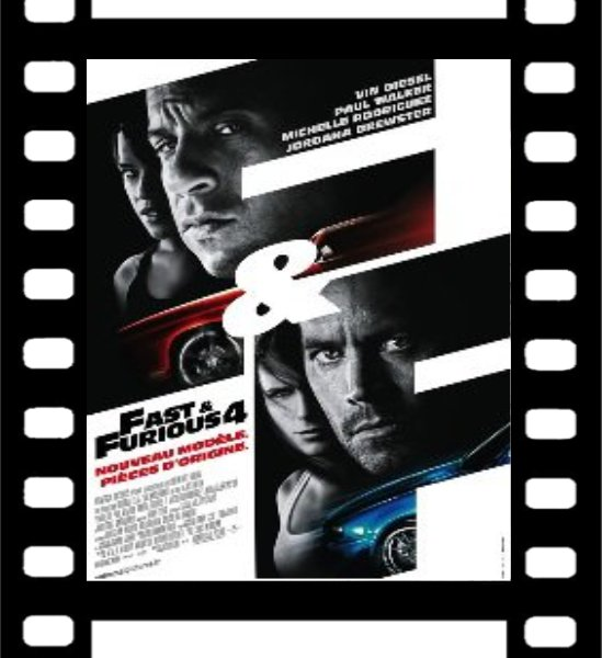 Film : Fast and Furious 4
