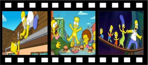 Film : Les simpson - Le film