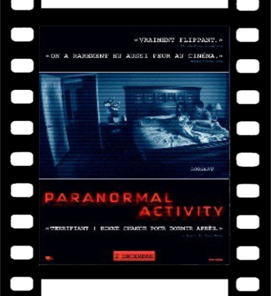 Film : Paranormal Activity