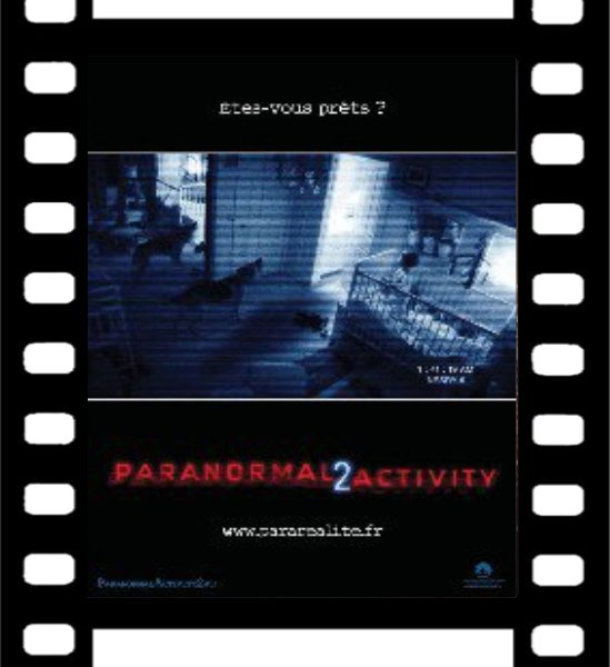 Film : Paranormal Activity 2