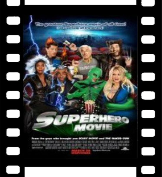 Film : Super heros movie