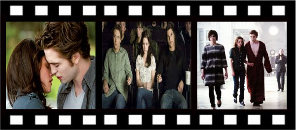 Film : Twilight 2 ( Tentation )