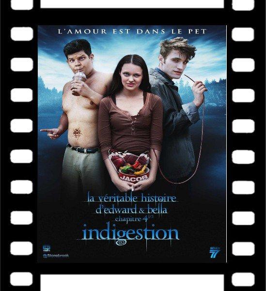 Film : La Véritable histoire d'Edward et Bella : Indigestion