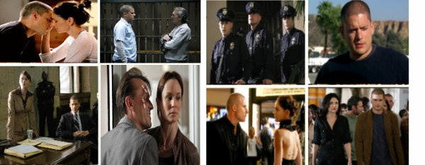 Série : Prison Break