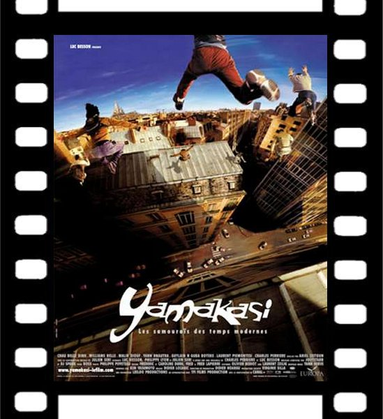 Film : Yamakasi