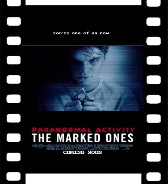 Film : Paranormal Activity : The Marked Ones