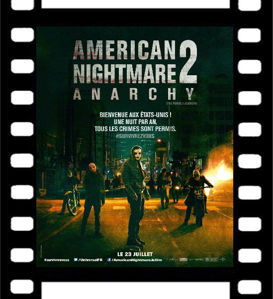 Critique de film American Nightmare 2 : Anarchy