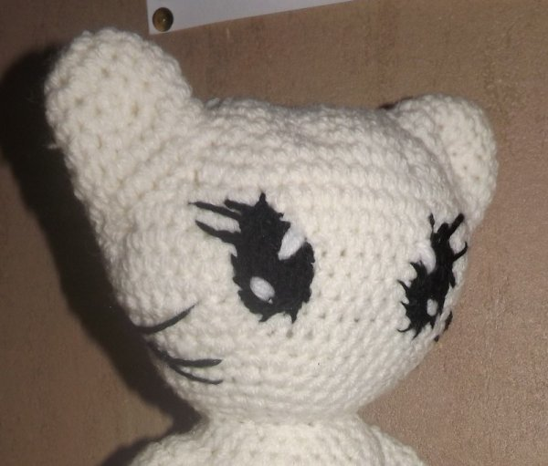 TUTORIEL Grande Hello Kitty