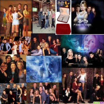 montage buffy