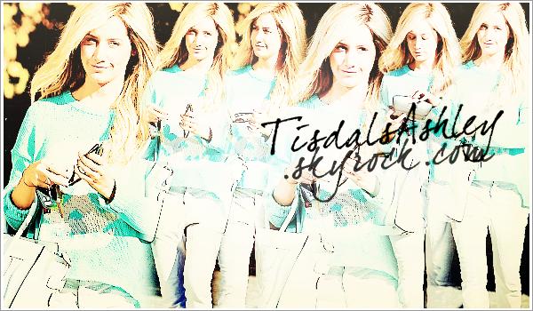. Ashley Tisdale n'aura pu aucun secret pour toi ! .