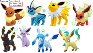 Les evolution de evoli blog de pokemon platine 05 - Pokemon platine evolution ...