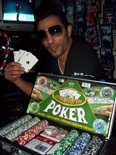 poker...