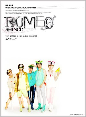 23.04.2011 Discographie des SHINee
