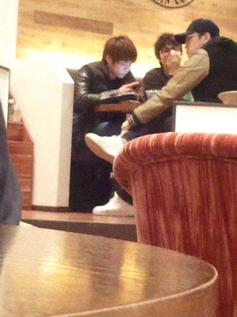 {PHOTO} 120212 | Stalking - Jonghyun ✰彡