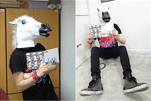 {ME2DAY} 120614 | Key soutient f(x) pour son comeback ✰彡
