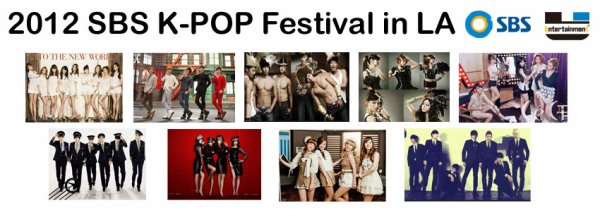 {NEWS} 120616 | SHINee participera au 'SBS K-Pop Festival in LA' ✰彡