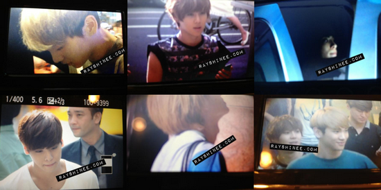 {NEWS} 120617 | Retranscription de SHINee à 'HIT FM' ✰彡