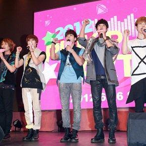 {NEWS} 120618 | SHINee prend part à un événement de charité et révèle planifier un concert à Taiwan ✰彡