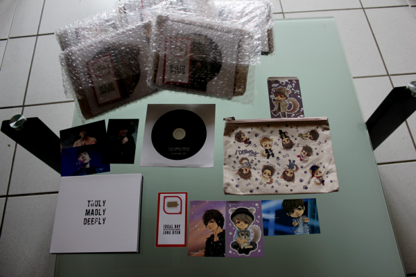 {COMMANDE GROUPEE} 120619 | Réception du set Ideal Boy ! ✰彡