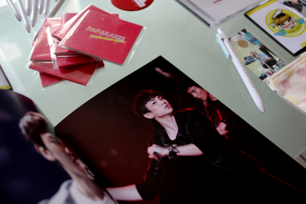 {COMMANDE GROUPEE} 120622 | Réception du set 'Paparazzi' de KeyTime ! ✰彡