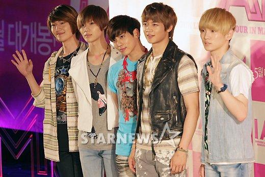 {NEWS} 120625 | SHINee aimerait se produire au Tokyo Dome ✰彡
