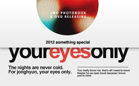 "‎{PRE-COMMANDE} 2nd Photobook + DVD ""YOUR EYES ONLY"" de Something Special ✰彡"
