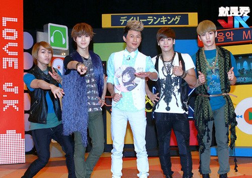 {NEWS} 120628 | Synopsis de SHINee sur 'I LOVE JK' de Channel  avec Ken ✰彡