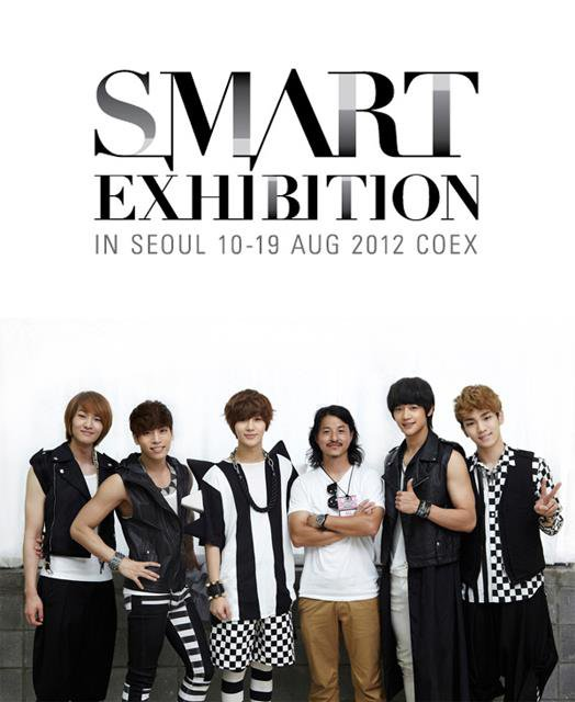{NEWS} 120706 | 'S.M.ART EXHIBITION', une rencontre entre technologie et art ✰彡