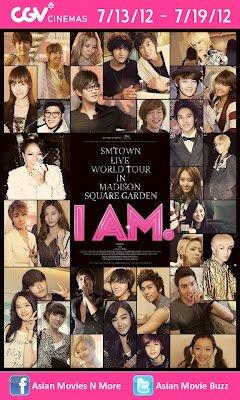 {NEWS} 120709 | Le film de SM Entertainment 'I Am' sera diffusé à Los Angeles pendant une semaine, à partir du 13 juillet ✰彡