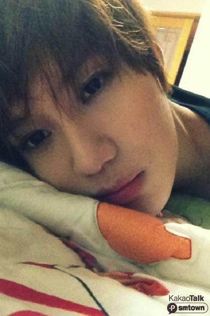 {KAKAOTALK} 120713 | Selca de Jonghyun, Key et Taemin ✰彡