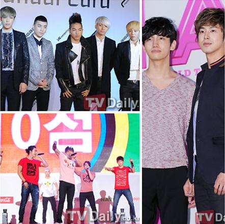 {NEWS} 120717 | Les bénéfices des concerts de SM, YG et JYP  ✰彡