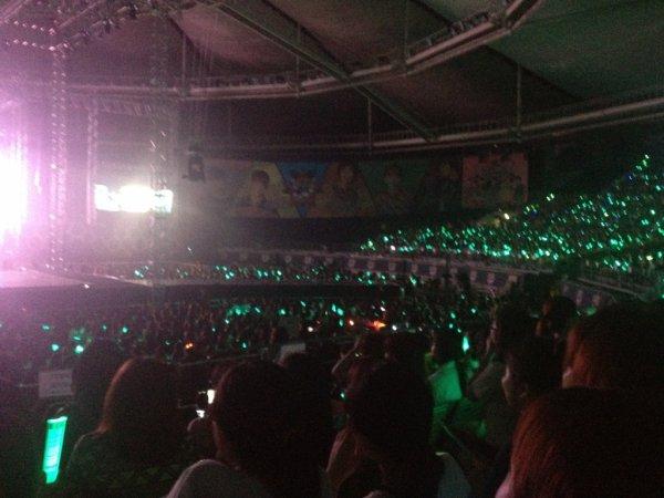 {TWITTER} 120722 | Les proches de SHINee parlent du concert ✰彡