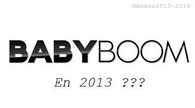 Baby Boom ?