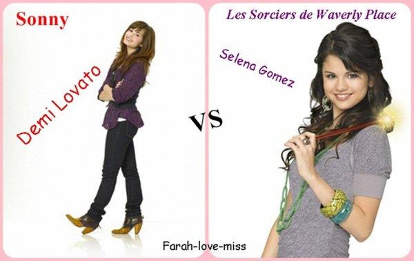 Sonny ou Les Sorciers de Waverly Place ?!?