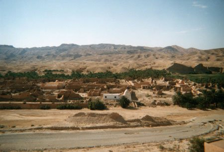 villages de l'oasis
