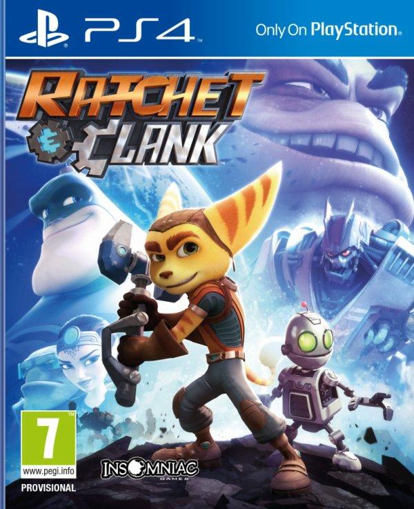 Ratchet et Clank!!