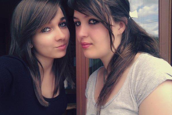 Bien plus qu'une amie, une soeur, la meilleure!*