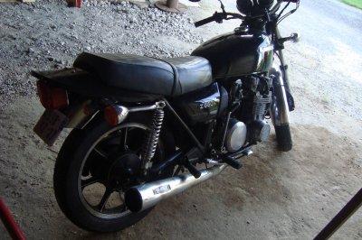 kawasaki 650Z