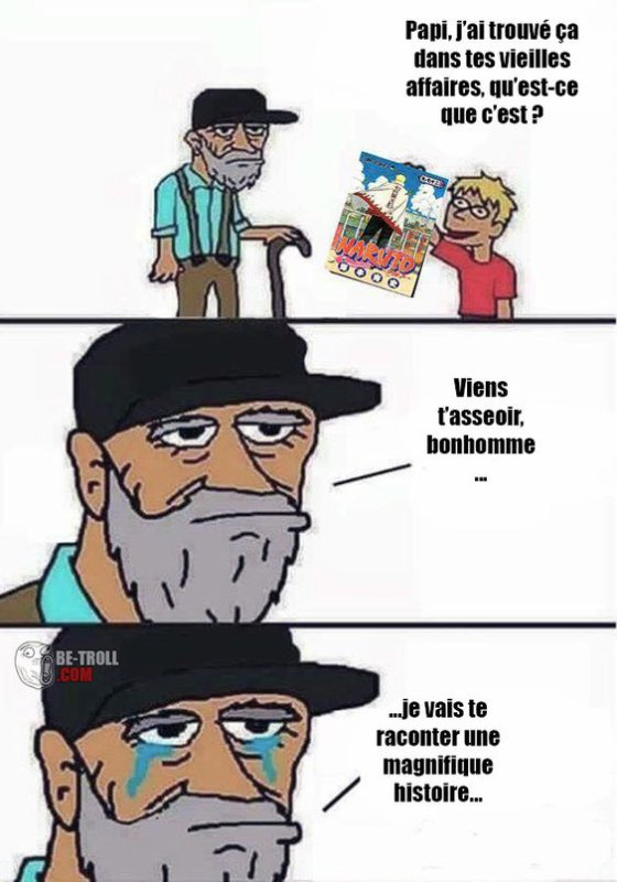 Il était une fois....