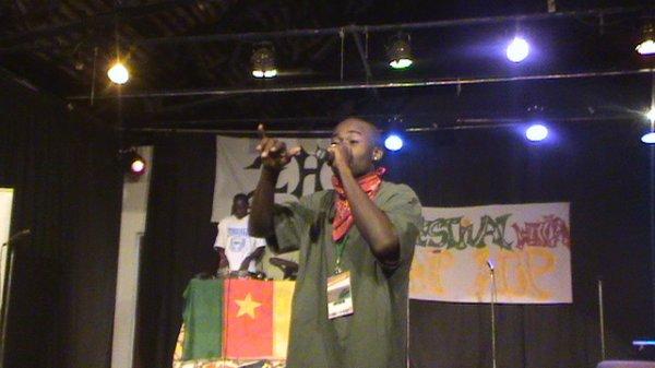 BILAN FESTIVAL WOÏLA HIPHOP 2010