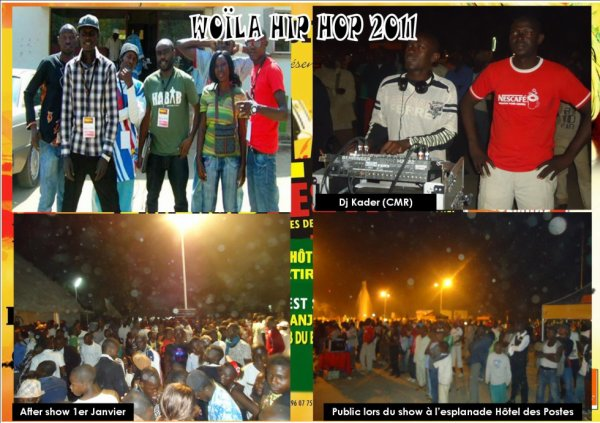 Festival Woïla Hip Hop 2011: remember...
