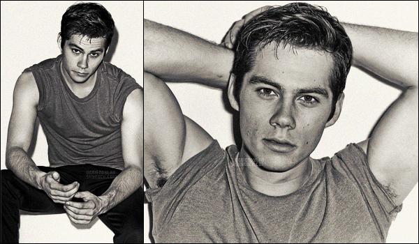 •• Dylan O'brien a réalisé un photoshoot pour le magazine ELLE, pour son issue d'Octobre 2014 !